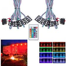 RGB LED Umgebungsbeleuchtung Wohnwagen Kfz Anhänger dekorativ Lampe 12V Universa