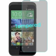 Real Tempered Ultra Clear HD Glass Screen Protector Cover For HTC Desire 526