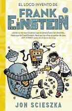 El loco invento de Frank Einstein (Frank Einstein and the-ExLibrary
