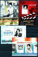 Mikronesien Micronesia 2009 - Elvis Presley - Kino Film Change of Habit von 1969