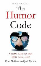 The Humor Code: A Global Search for What Makes Things Funny (Paperback or Softba