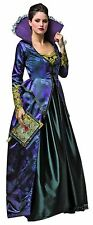 Once Upon A Time Regina Mills Evil Queen Women's Plus Size XXL Halloween Costume