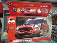 Airfix A55304 - MINI Countryman WRC Starter Set 1:32