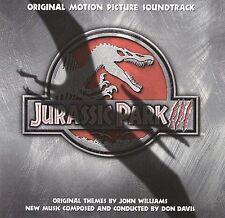 Jurassic Park III [Original Motion Picture Soundtrack] by Don Davis (Film Score…
