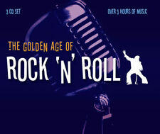 Golden Age Of Rock and Roll 3 CD Box Set New and Sealed