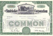 Studebaker Corporation  1952  ( alte Version )