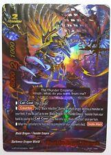 Future Card Buddyfight Black Arc Dragon Riverpain X-BT03/0008EN RRR Near Mint