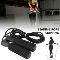 Jump Rope Crossfit Boxing Exercise Ball Bearing Beaded Fitness Adult Gym Speed