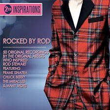 Inspirations - Rocked By Rod Stewart - 2CD SET - BRAND NEW SEALED Original songs