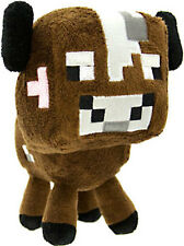 Minecraft Cow Plush Toy - NEW - FREE FAST USA SHIPPING