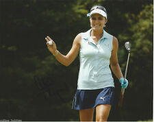 LPGA Lexi Thompson Autographed Signed 8x10 Golf Photo COA HH