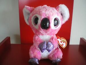 Ty Beanie Boos KACEY KOALA 6 inch NWMT. JUST ARRIVED – IN STOCK NOW