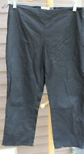 Women's Black Capri Pants by Gap; Size:  6