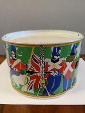 Vintage Tin Drum
