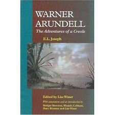 Warner Arundell : The Adventures of a Creole-ExLibrary