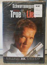True Lies (DVD 2009) RARE 1994 SCHWARZENEGGER BILL PAXTON BRAND NEW