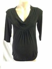 3/4 Sleeve Regular Size Maternity Tops & Blouses