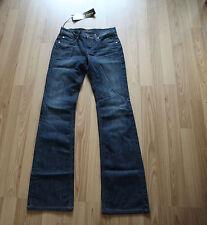 Neu Original James Cured by Seun Jeans Bootcut Bootleg Girls Teens W 25