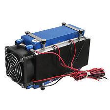 AU 420W 6 Chip Semiconductor Refrigeration DIY Radiator Air Cooling Cooler Fan