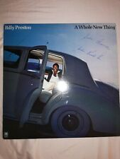 Billy Preston - A Whole New Thing - Very nice NM LP