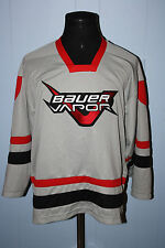 K1 Bauer Hockey Vapor Sewn Patch Hockey Jersey #7 M