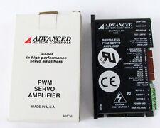 Advanced Motion Controls PWM Servo Amplifier B12A6D