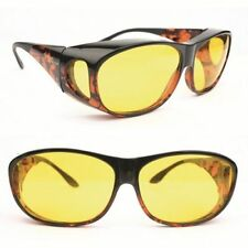 Eschenbach Filter Solar Shield Cateye Yellow, Sunglasses, FitOver, Low Vision