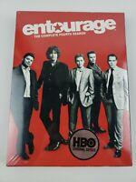 Entourage - The Complete Fourth 4th Season DVD FREE SHIPPING New Sealed