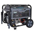 Pulsar 12000 Watt Portable Dual Fuel Propane/Gas Generator Electric Start G12KBN <br/> Requires Valid Phone # For LTL Signature Delivery.