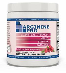 L-arginine Pro, L-arginine Supplement - 5,500mg of L-arginine Plus 1,100mg...