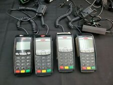 Lot Of 4 Ingenico iCt220 Credit Card Processing Machine w chip reader Untested