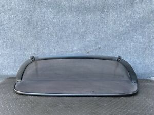 ✔MERCEDES R230 SL550 Sl600 SL55 SL500  Wind Screen Windscreen Deflector OEM