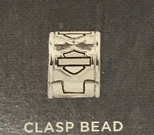 HARLEY DAVIDSON MOD STERLING SILVER CLASP RIDE BEAD
