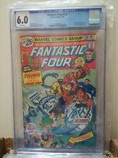 Fantastic Four #170 (1976) CGC 6.0 WHITE Luke Cage Power Man Appearance