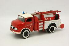 Buby Argentine Code 3 1/43 - Mercedes L1112 Pompiers