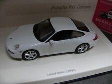 1/43 MINICHAMPS PORSCHE 911 CARRERA 2004 blanc 436 063021