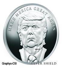 6 2017 1 oz Proof Trump Prophecy #1 #2 #3 #4 #5 #6 VERY RARE matching COAs #110