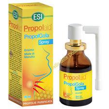 ESI PROPOLAID PROPOLGOLA Spray 20ml gola voce propoli erisimo miele di manuka