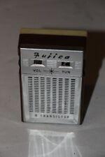 Fujico Fujica 8 Transistor Portable Pocket Radio Works