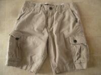 Men's American Eagle Vintage Cargo  Shorts Size 32