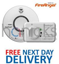 FireAngel ST-622T Smoke Alarm & CO-9X-10 Carbon Monoxide Detector Genuine *NEW*