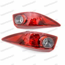Rear Outer Taillights Tail Lamps Set LH & RH For Mazda 3 AXELA Sedan 2014