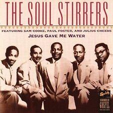 NEW Jesus Gave Me Water (Audio CD)