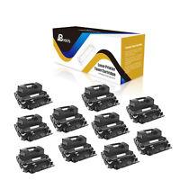 ABvolts Laser Compatible CC364X Black Toner Cartridge 10PK for HP LaserJet P4014