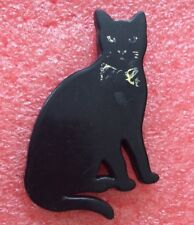 Pins Animaux CHAT NOIR BLACK CAT