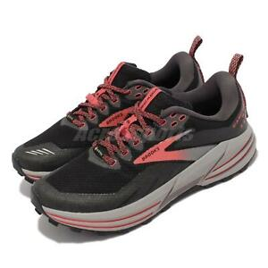 Brooks Cascadia 16 GTX Grey Women Gore-Tex Trail Road Running Shoes 1203641B 071