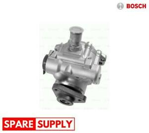 HYDRAULIC PUMP, STEERING SYSTEM FOR AUDI SEAT BOSCH K S00 000 518