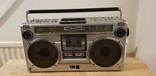 Vintage Sharp GF 9191 Boombox  Ghettoblaster Good Working Condition