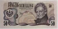 AUTRICHE - 50 SCHILLING (1970) - Billet de banque (SUP)