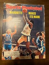 Sports Illustrated - Butch Lee - April 4, 1977 -(M14A)